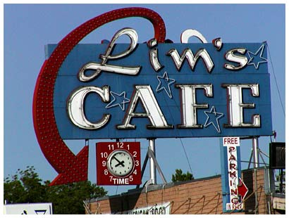 Lim's Cafe