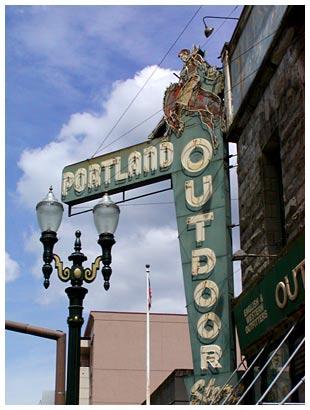 Portland Outdoor