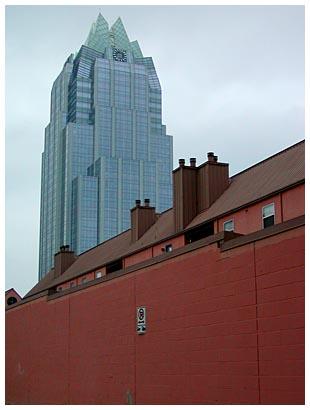 Austin building
