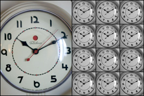 ring-around clock image