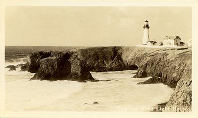 Oregon Coast 1937 (click for more)