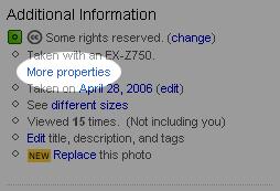 More properties link