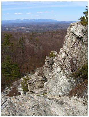 crag view