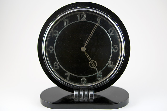 lightbox clock