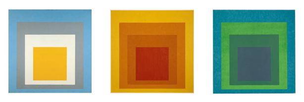 albers squares